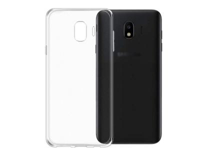 Силиконов гръб за Samsung Galaxy J4 2018 J400, Прозрачен