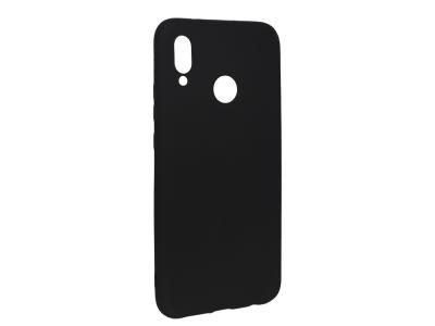 Силиконов Гръб Level за Huawei P20 Lite , Черен