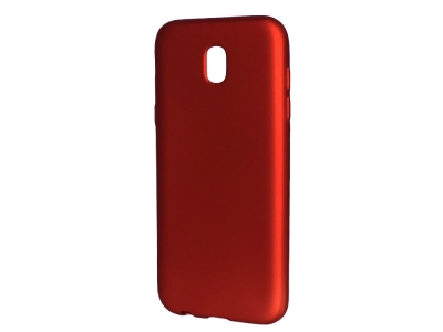 Силиконов Гръб за Samsung Galaxy J7 2017 J730, Червен