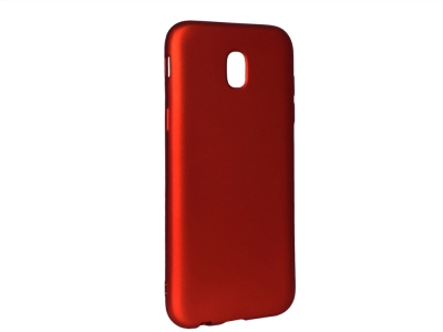 Силиконов Гръб за Samsung Galaxy J5 2017 J530, Червен