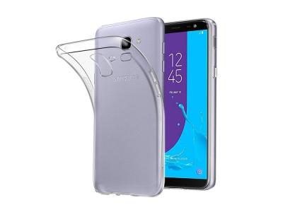 Силиконов гръб за Samsung Galaxy J6 2018, Прозрачен