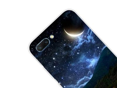 Силиконов Гръб за Huawei Honor 10, Нощна картина