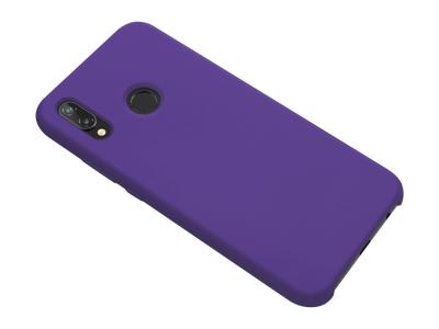 Пластмасов гръб LUX за Huawei P20 Lite, Лилав