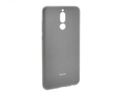 Силиконов гръб Roar за Huawei Mate 10 Lite, Сив