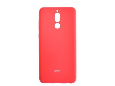 Силиконов гръб Roar за Huawei Mate 10 Lite, Розов
