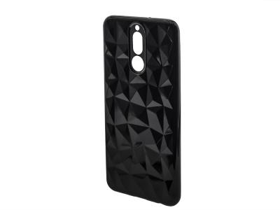 Силиконов гръб PRISM за Huawei Mate 10 Lite, Черен