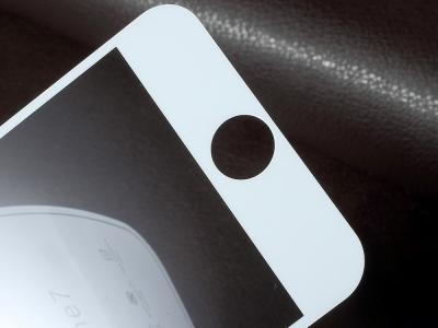 Стъклен протектор RURIHAI 0.1MM FULL за iPhone 7 Plus/ iPhone 8 Plus (5.5), Бял