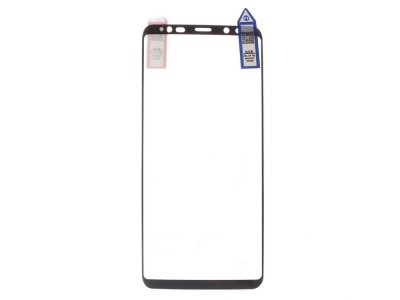 3D Протектор RURIHAI за Samsung Galaxy S8 Plus G955, Черен