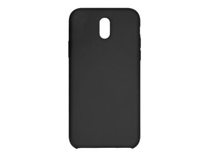 Пластмасов Гръб LUX за Samsung Galaxy J7 2017 J730, Черен