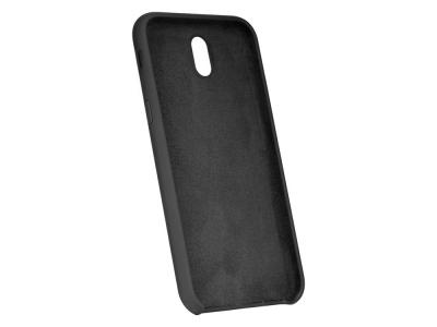Пластмасов Гръб LUX за Samsung Galaxy J5 2017 J530, Черен