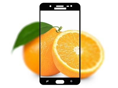 Стъклен Протектор 3D за Samsung Galaxy J7 2018, Черен