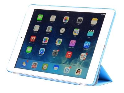 Калъф Тефтер 2-in-1 за iPad 9.7 (2018) / 9.7 (2017) , Светло син