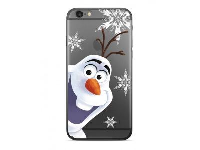 Силиконов Гръб за iPhone 5 / 5S / SE , Олаф