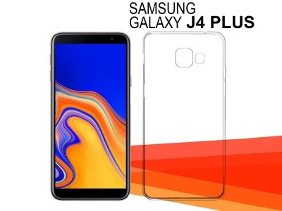 Силиконов гръб 0.5мм за Samsung Galaxy J4 Plus (2018) J415 , Прозрачен
