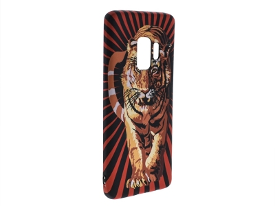 Силиконов Гръб TP35 за Samsung Galaxy S9 G960, Тигър