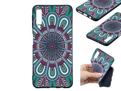 Силиконов Гръб за Samsung Galaxy A7 (2018) A750 , Многоцветен