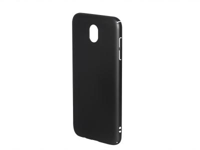 Пластмасов гръб за Samsung Galaxy J5 2017 (J530), Черен