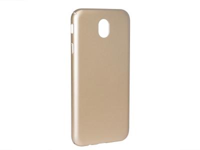 Пластмасов гръб за Samsung Galaxy J5 2017 (J530), Златист
