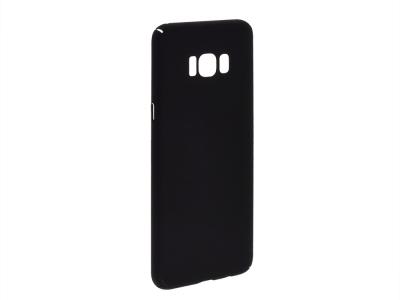 Пластмасов гръб за Samsung Galaxy S8 Plus (G955), Черен