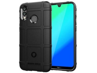 Силиконов Гръб за Huawei Honor 10 Lite / P Smart 2019, Черен