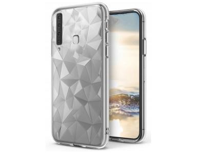 Калъф Гръб Силикон PRISM за Samsung Galaxy A9 2018, Прозрачен