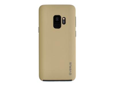 360 Градуса Калъф за Samsung Galaxy S9 (G960), Златист
