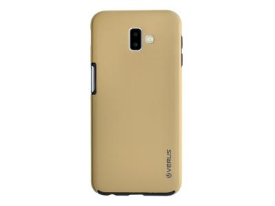 360 Градуса Калъф за Samsung Galaxy J6 Plus, Златист