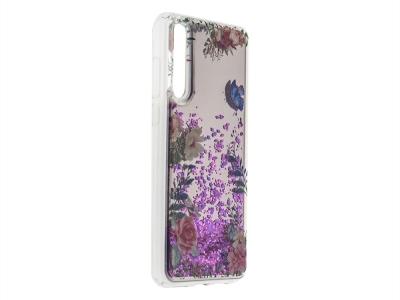 Силиконов Гръб Mirror Liquid за Huawei P20 Pro, Рози