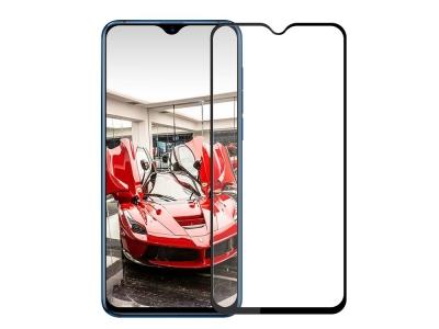 Стъклен протектор 5D Full Glue Huawei Mate 20, Черен