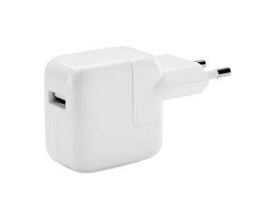 Оригинално зарядно iPhone MD836ZM USB Travel Charger 12W , Бял