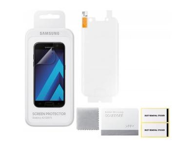 Протектор ET-FA320CTE Samsung Galaxy A3 2017 Original Screen Guard (EU Blister)