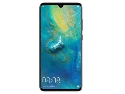 Стъклен гръб Glass NXE LELCA за Huawei Mate 20 Pro, Червен