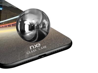 Стъклен гръб Glass NXE за Huawei Mate 20 Pro, Нощен изглед