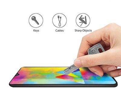 Стъклен Протектор Full Glue 5D за Samsung Galaxy A30, Samsung Galaxy A50, Samsung Galaxy A30s , Черен