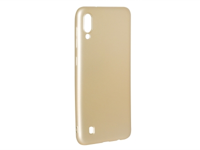 Силиконов Гръб Level за Samsung Galaxy M20, Златист