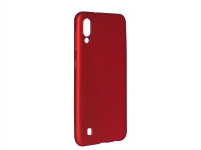 Силиконов Гръб Level за Samsung Galaxy M10, Червен