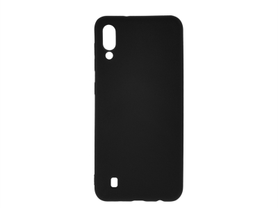 Силиконов Гръб Level за Samsung Galaxy M10 , Черен