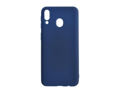Силиконов Гръб SOFT за Samsung Galaxy M20, Тъмно син