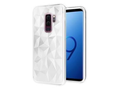 Силиконов гръб PRISM за Samsung Galaxy S9 Plus , Бял