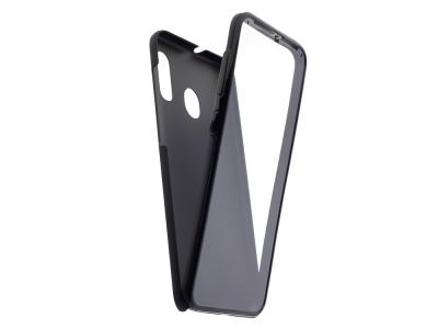 360 Градуса калъф за Samsung Galaxy A30/ A20, Черен