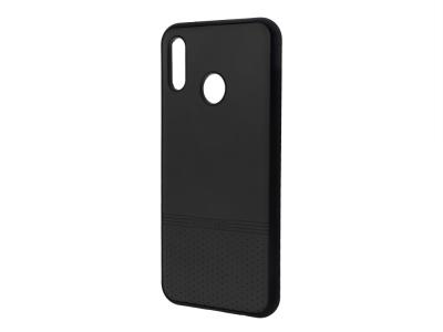 Силиконов гръб Lishen за Huawei P20 Lite, Черен