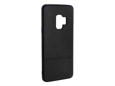 Силиконов гръб Lishen за Samsung Galaxy S9, Черен