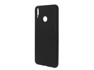 Силиконов Гръб Level за Huawei Honor 8X , Черен