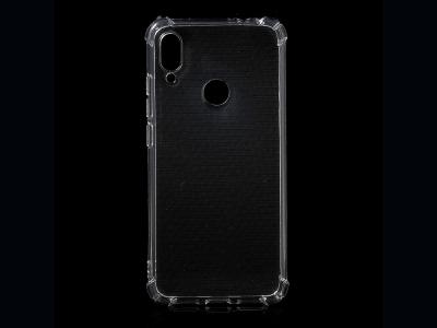 Силиконов Гръб Anti Shock за Xiaomi redmi Note 7, Прозрачен