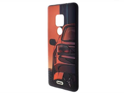 Пластмасов гръб Boter за Huawei Mate 20, Кола