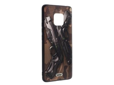 Пластмасов гръб Boter за Huawei Mate 20 Pro, Пистолети