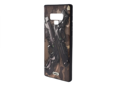 Пластмасов гръб Boter за Samsung Galaxy Note 9 N960, Пистолети