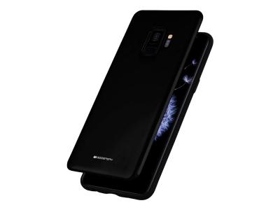 Удароустойчив Гръб Mercury SKINNY за Samsung Galaxy S9, Черен
