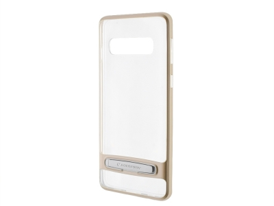 Силиконов гръб Mercury DREAM BUMPER за Samsung Galaxy S10 Plus, Златист