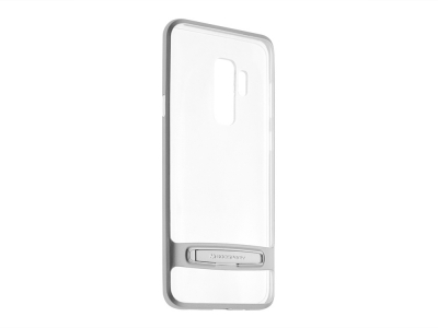 Силиконов гръб Mercury DREAM BUMPER за Samsung Galaxy S9 Plus, Сребрист